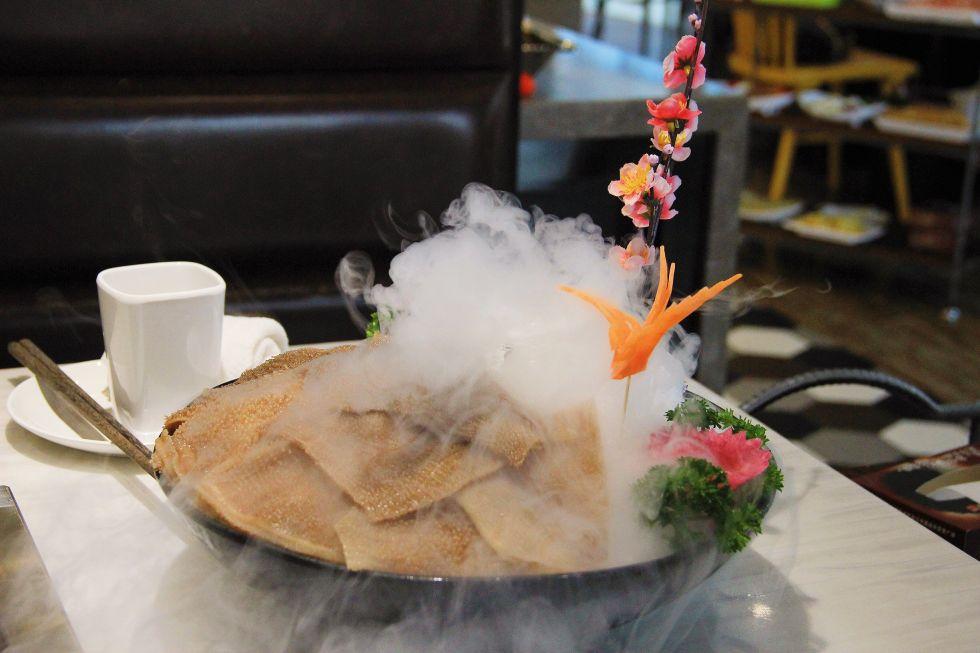 重庆雾里捞火锅